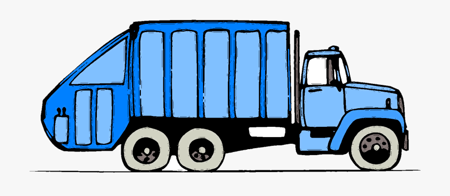 Beautiful Garbage Truck Clipart & Garbage Truck Clip.