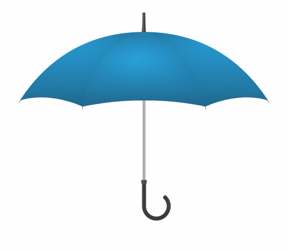 Light Blue Umbrella Png Free PNG Images & Clipart Download #1668384.