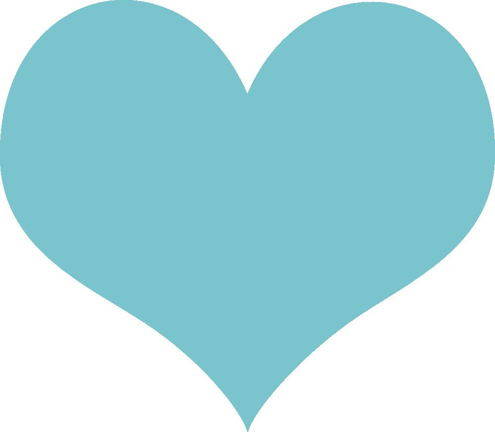 Blue Valentine Clipart.