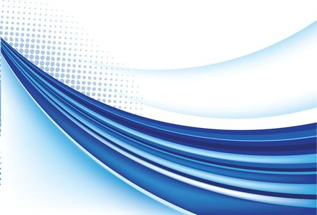 Abstract Blue Background Vector Graphic 6 Clipart Picture.