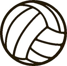 Volleyball Clip Art Images.