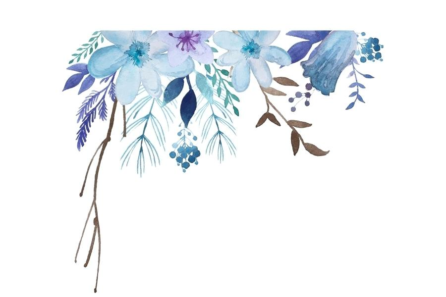 Free Watercolor Flowers Png at PaintingValley.com.