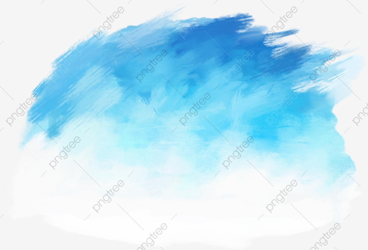 Blue Watercolor, Watercolor Clipart, Blue PNG Transparent Image and.