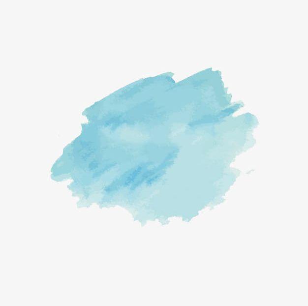 Light Blue Watercolor PNG, Clipart, Blue, Blue Clipart, Design.