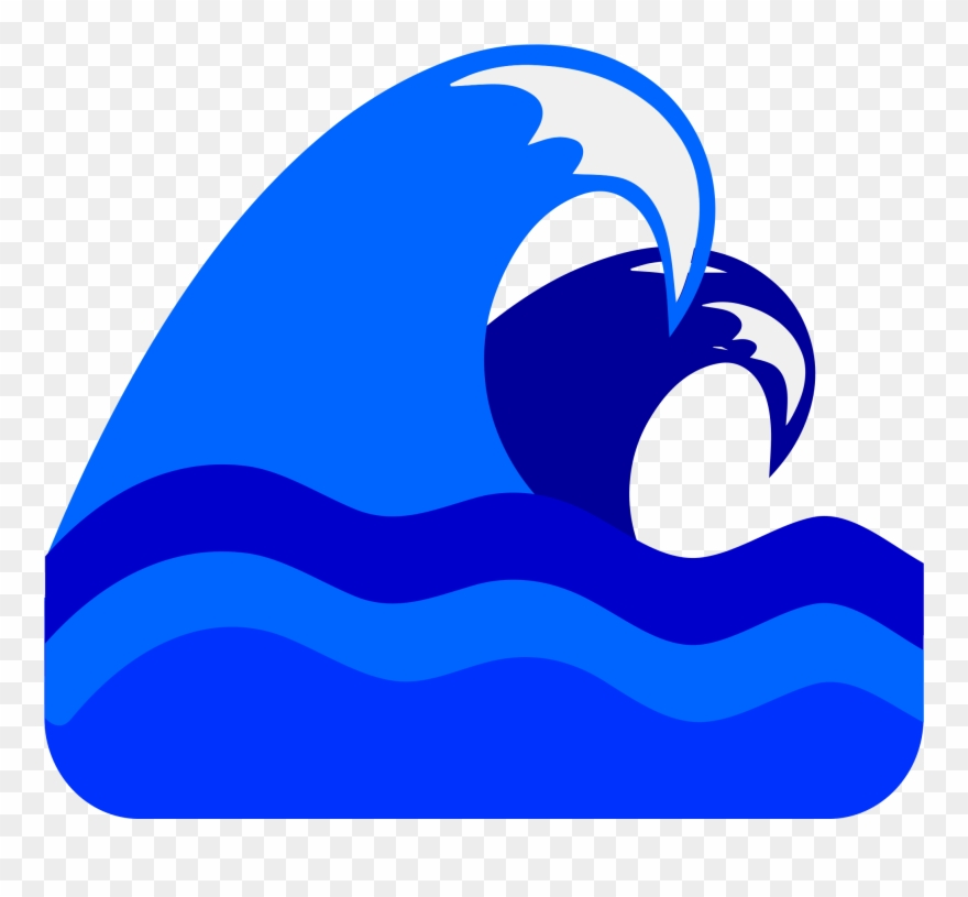 Clipart Waves Svg.