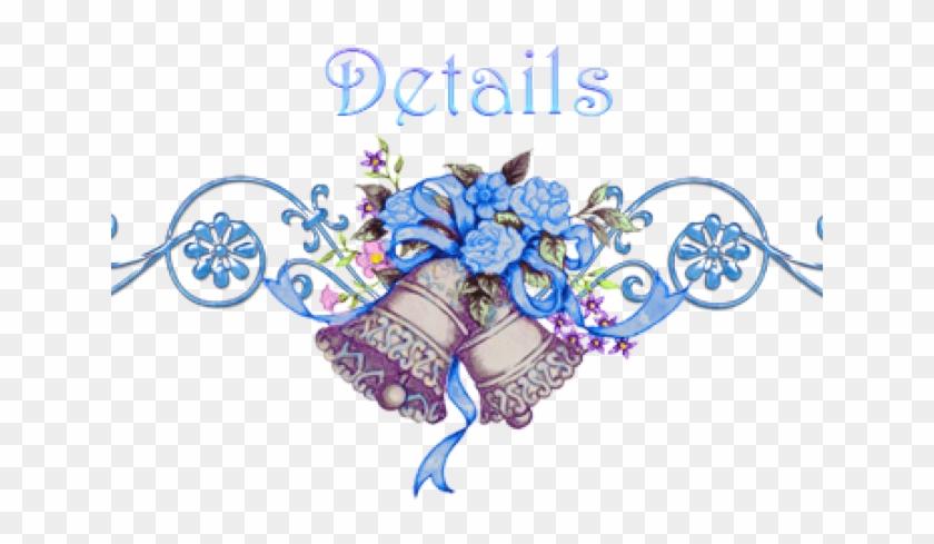 Wedding Bells Clip Art, HD Png Download.