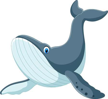 7 656 Blue Whale Cliparts Stock Vector And Royalty Free Classic Clip.