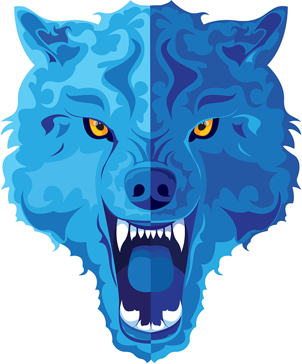 Collection of 14 free Blue wolf png bill clipart dollar sign.