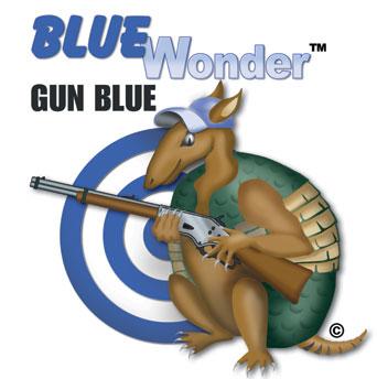 Blue Wonder Gun Blue Blue Wonder Gun Care Products.