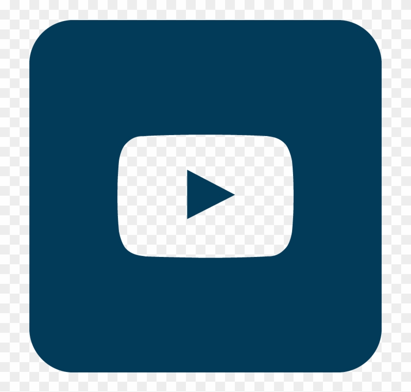 Blue Vector Youtube Logo, HD Png Download (#5557198).