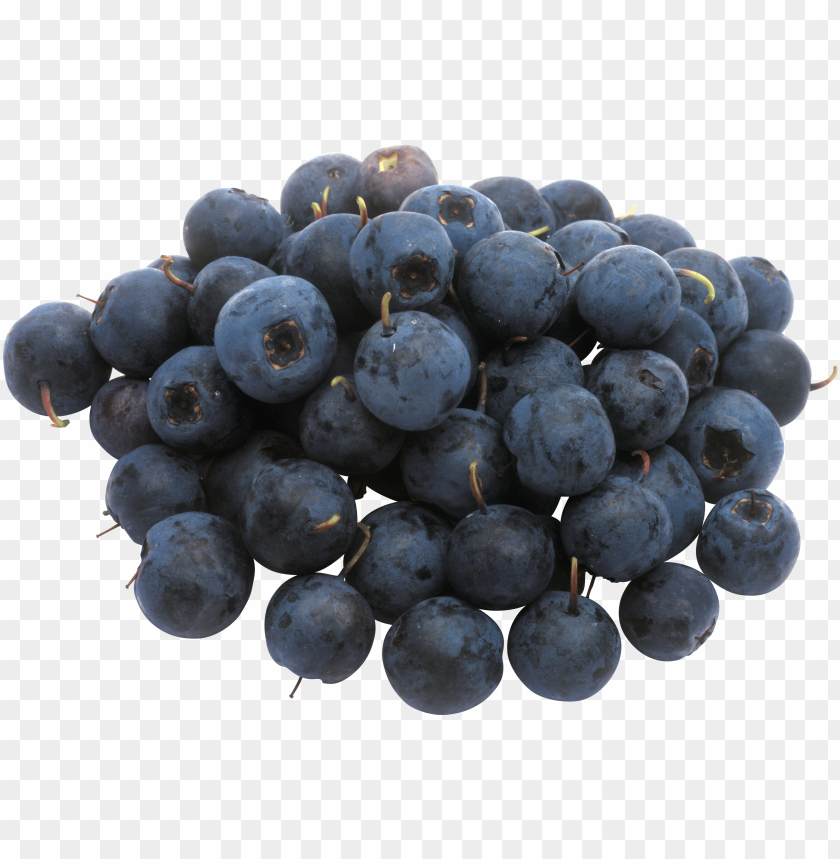 Download blueberries png images background.