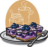 Blueberry Clip Art.