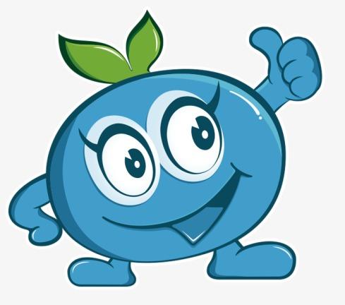 Blueberries clipart cartoon, Blueberries cartoon Transparent FREE.