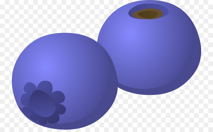 Blueberry Blue png download.