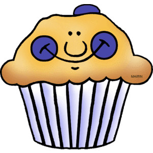 29+ Blueberry Muffin Clip Art.