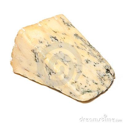Stilton Cheese. Stock Images.