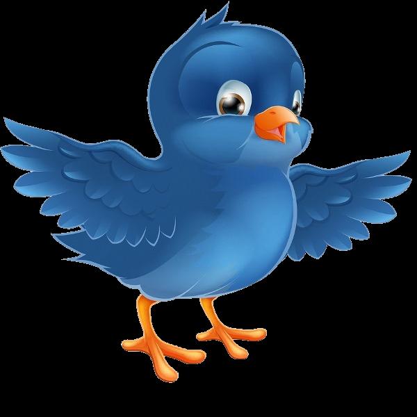 Blue Bird Clip Art Images..