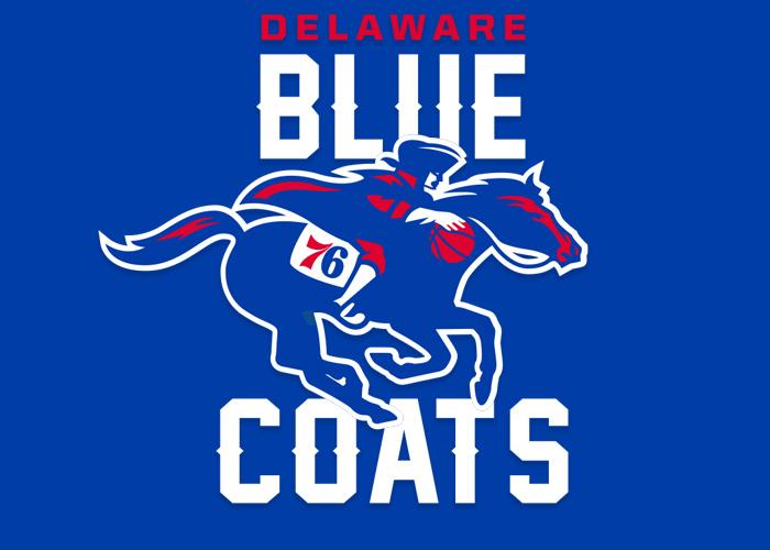 bluecoats.