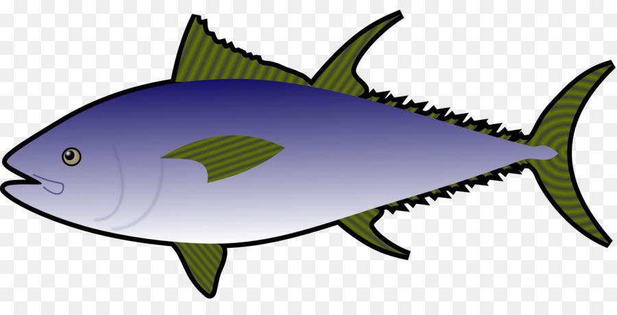 Atlantic bluefin tuna Tuna fish sandwich Clip art.
