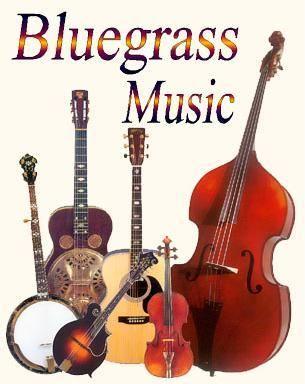 Bluegrass Music ~ love.