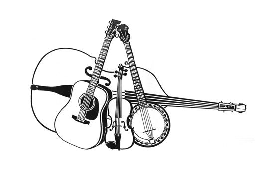 Image result for bluegrass clipart.