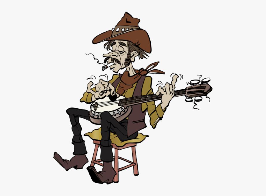 Cartoon Pics About Bluegrass Music , Transparent Cartoon.