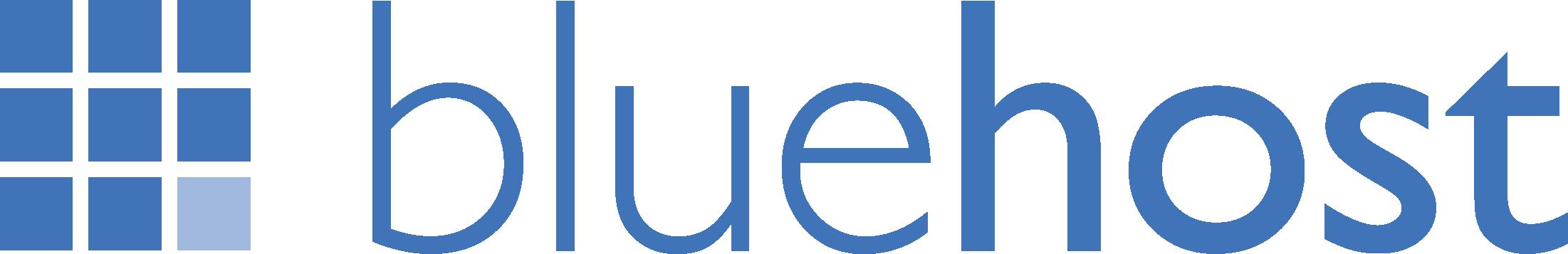 Bluehost Logo Download Vector.