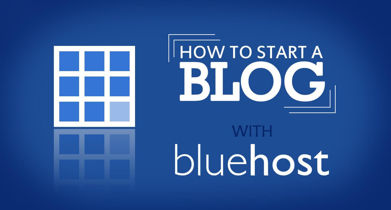 BlueHost Web Hosting.