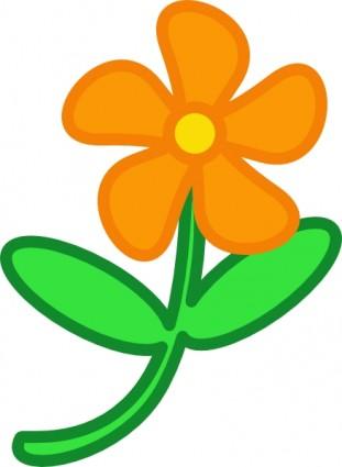 Blume clipart.