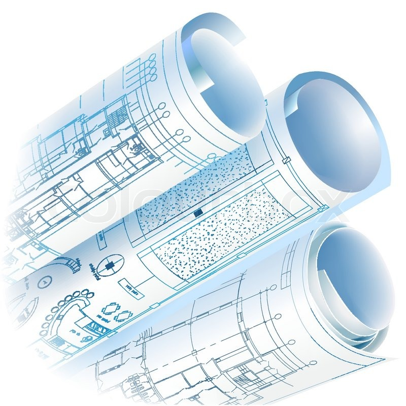 Blueprints clipart clipground for Printing architectural drawings