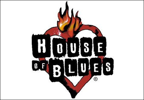 House of blues clipart.