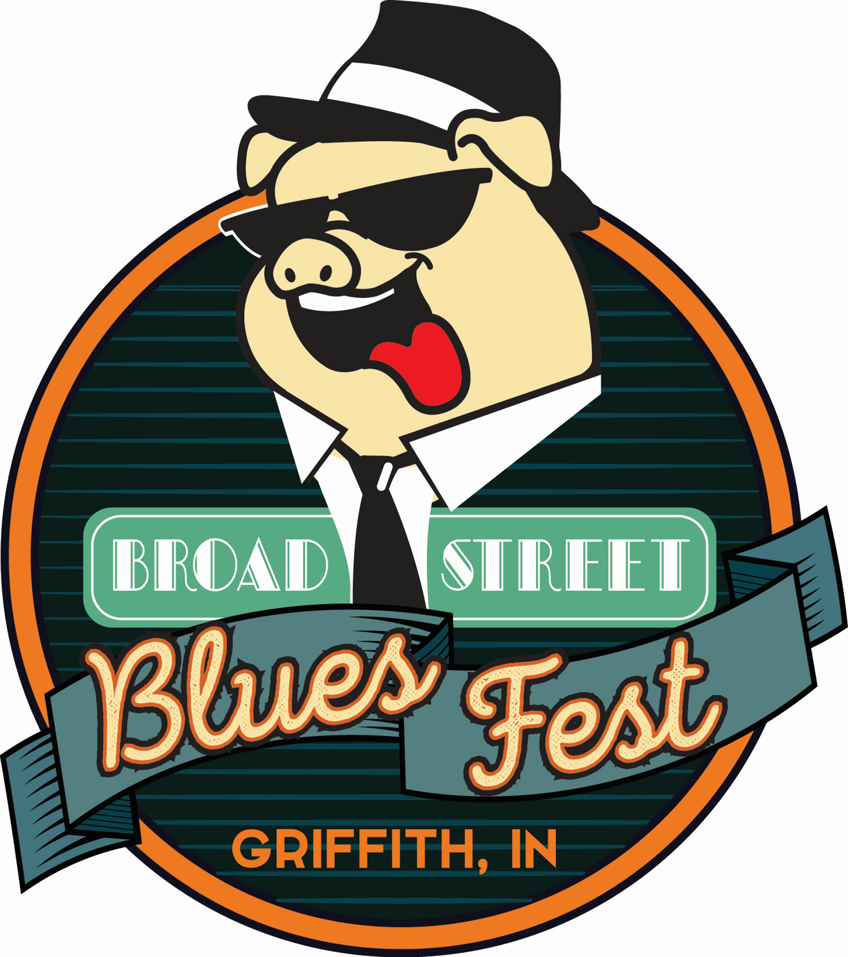 Two Days of Blues and BBQ at the Broad Street Blues Fest.