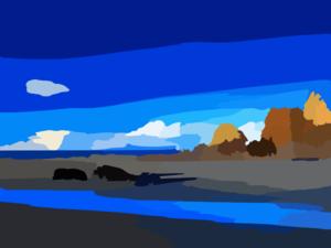 Ws Deep Blue Sky X Clip Art at Clker.com.