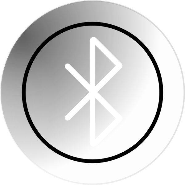 Bluetooth Switch Off Clip art.