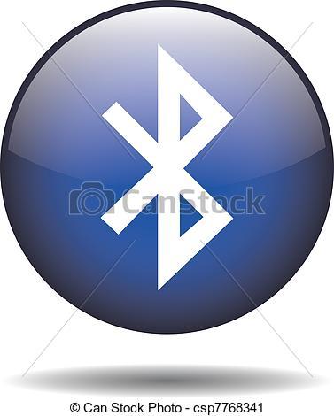 Clip Art Bluetooth Clipart.