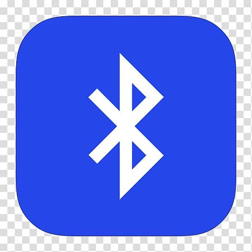 Bluetooth logo, blue area text brand, MetroUI Apps Bluetooth.