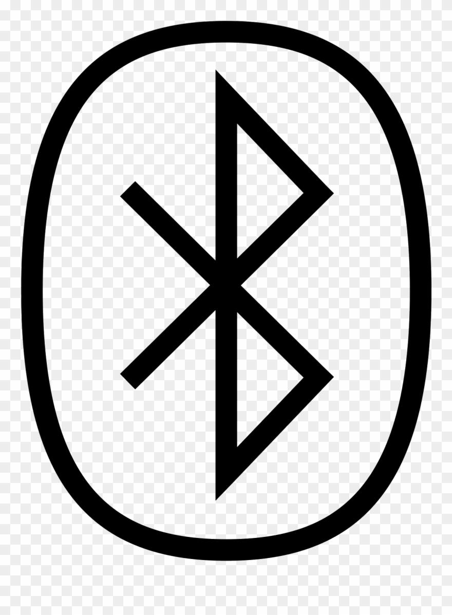 Bluetooth Logo Png.