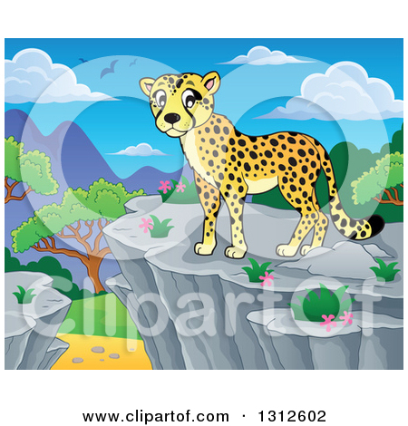 Royalty Free Big Cat Illustrations by visekart Page 1.