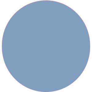 Light Blue Circle clip art.