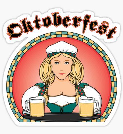 Oktoberfest Blumenau: Stickers.