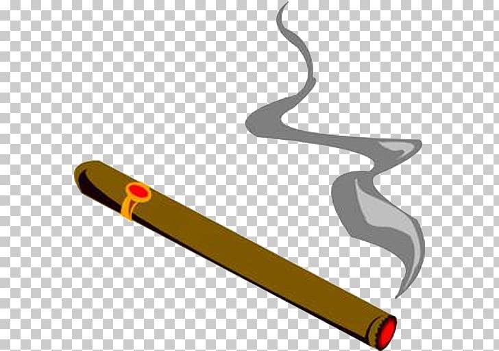 Cigarette Cheroot Blunt Tobacco, cigarette PNG clipart.