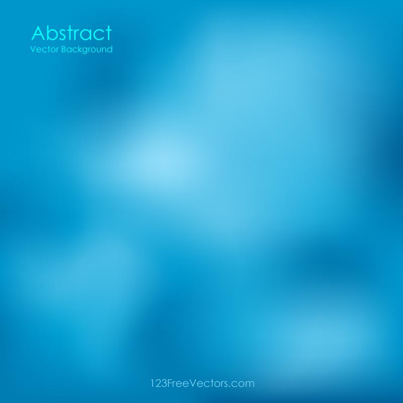 Light Blue Background Vector.
