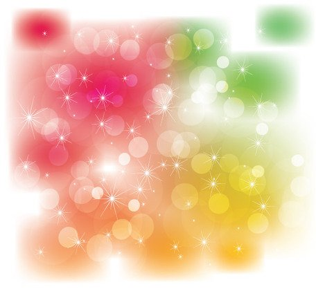 Vector Abstract Colorful Blur Background Clipart Picture.