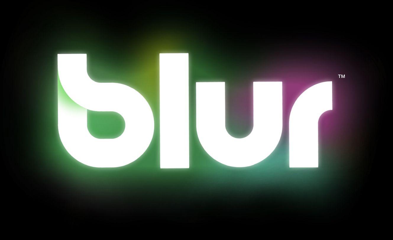 Blur Logo.