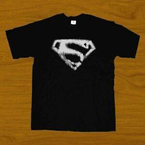 Details about Superman Blur Shield Logo Smallville Clark Kent Man of Steel  Kryptonian T.