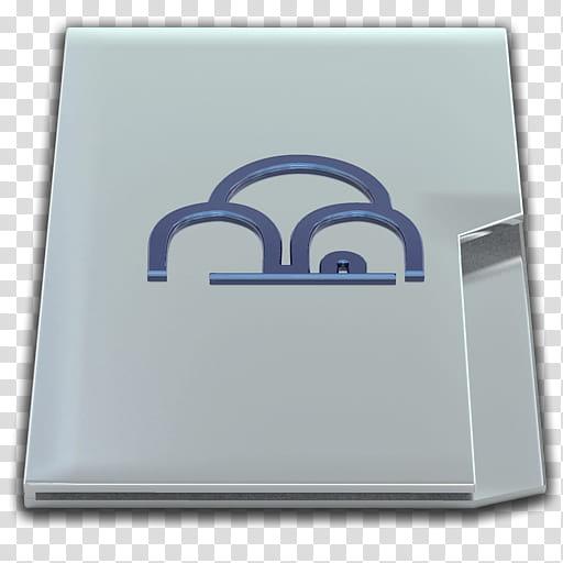Blurple set, Folder S icon transparent background PNG.
