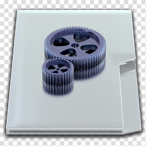 Blurple set, Folder SYSTEM icon transparent background PNG.