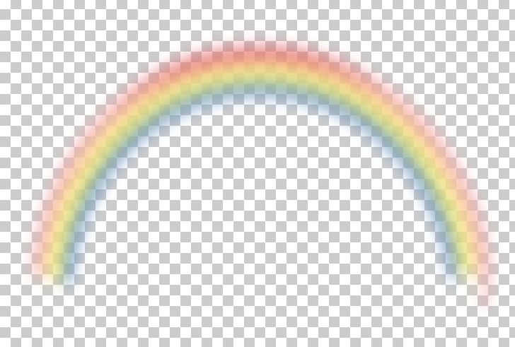 Rainbow Colorful Blur Free Material PNG, Clipart, Blur.