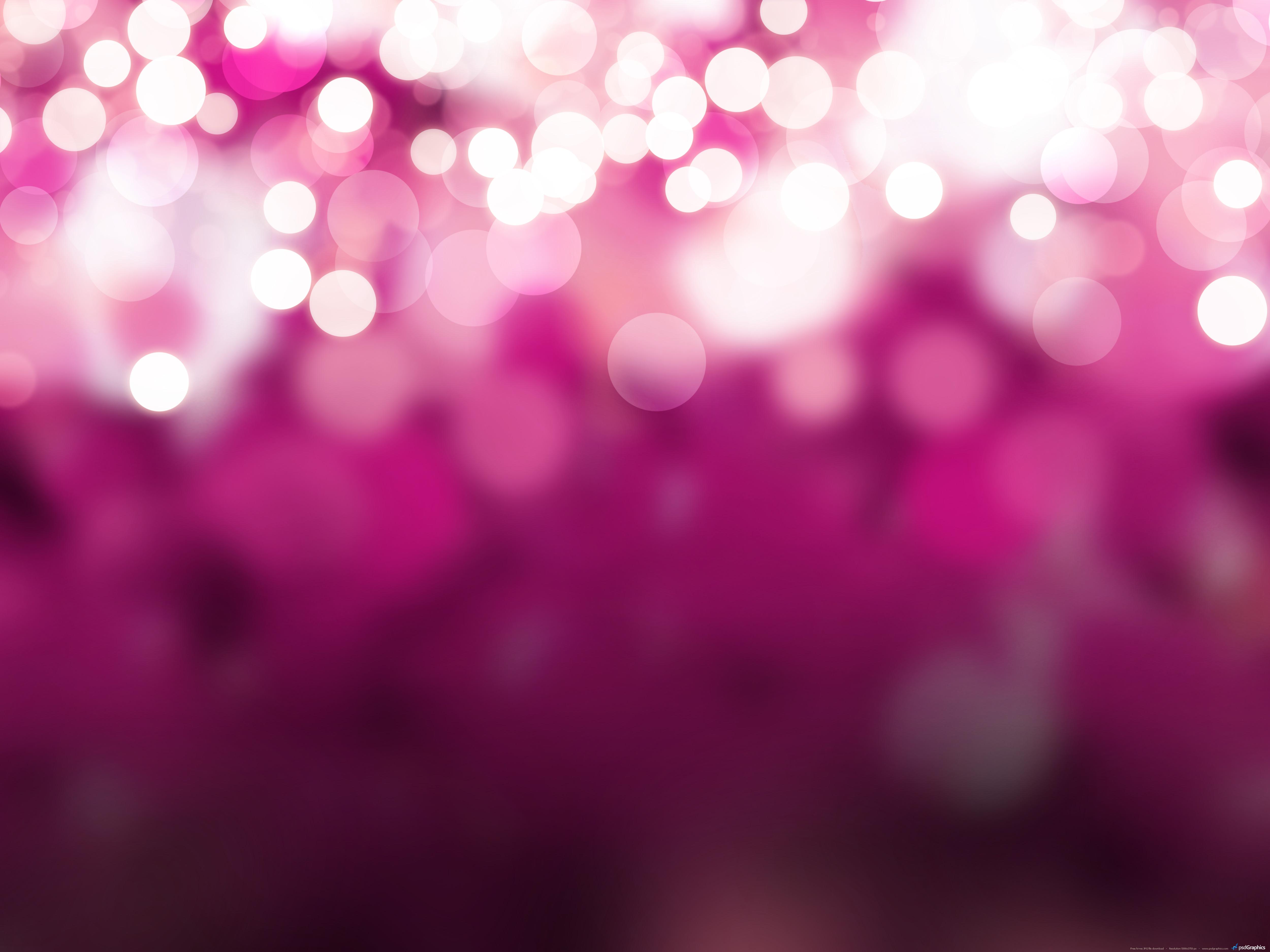 Blurry Christmas Lights Background Psdgraphics #Dt0oAm.