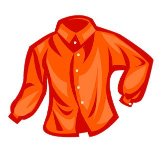 Blusa clipart 6 » Clipart Station.